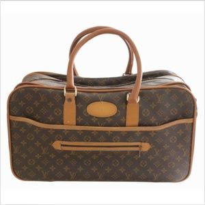 Louis Vuitton x French Co Suitcase Weekender VTG